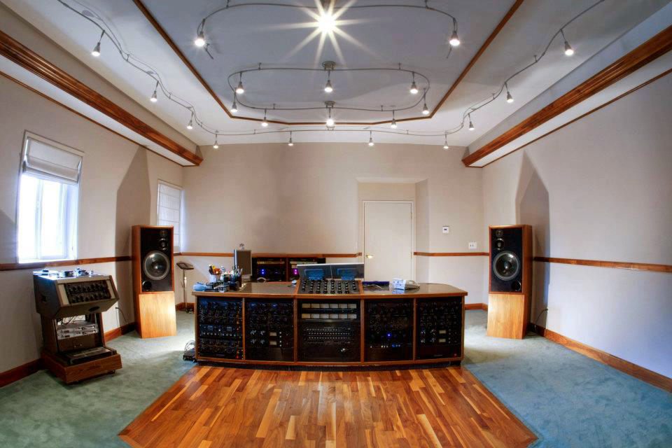 The Mastering Lab Main Room