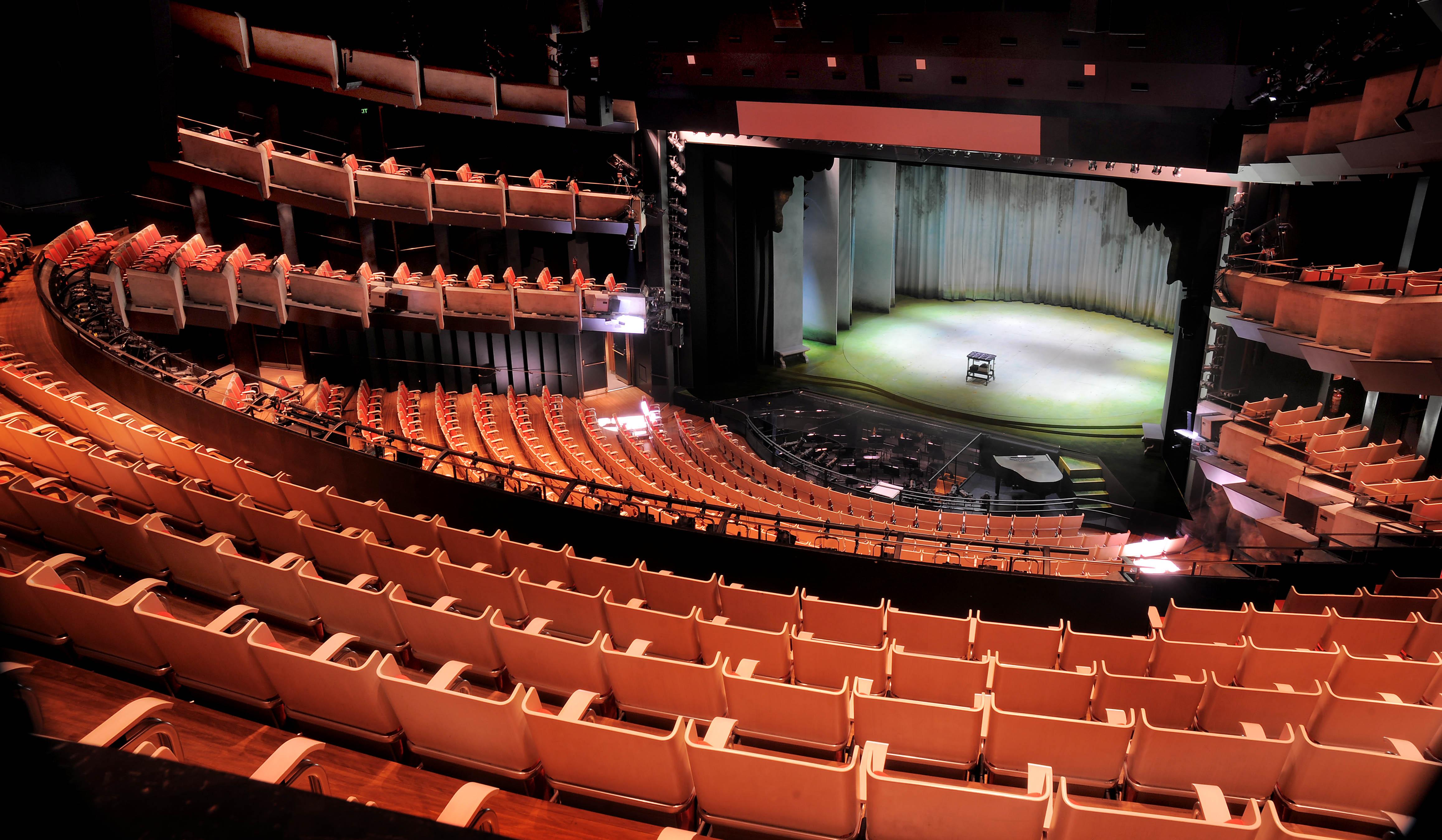 Sydney Opera House Standing Room