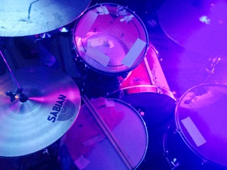 Taped Drums
