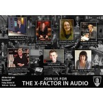 AES 2015  The X Factor in Audio.