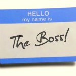 Being The Boss (Even When You Aren't) - Part 2