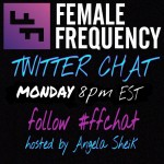 Female Frequency Hosts a Twitter Chat