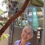 Me n sweet Koala