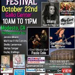 California Women's Music Festival - Oct. 22