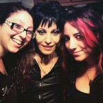 Annie Stoic - LD and Assistant Tour Manager for Joan Jett