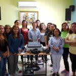 SoundGirls in Muscat - Workshop
