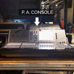Standard Brazilian P.A. Mix for DVD Recording