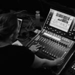 Petra Randewijk - Live Sound & Recording Engineer
