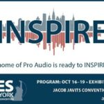 AES Exhibits-Plus Badges for SoundGirls Members