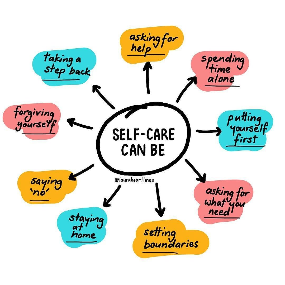 Self-care: Develop a Routine That Works For You. | SoundGirls.org