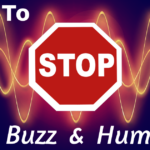 The Bad Buzz: Finding and Fixing Unwanted Noise