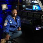 Alexandria Perryman - Audio Engineer for the Astronauts