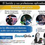 El sonido y sus profesiones aplicadas