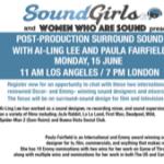Post-Production Surround Sound Webinar