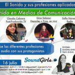 El sonido y sus profesiones aplicadas 16 julio