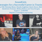 Strategies for a Successful Career in Touring