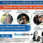 El sonido y sus profesiones aplicadas July 23