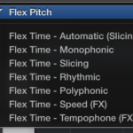 An introduction to FlexPitch in Logic Pro X