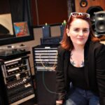 Audrey Martinovich - Studio Owner, Recording Engineer, & Producer