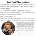SoundGirls - Audio Équité Montreal Chapter Launch