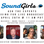 Ask the Experts - Mixing for Live Broadcasts
