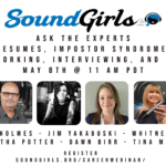 Ask the Experts - Career Development - Resumes, Impostor Syndrome, Networking