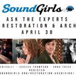 Ask the Experts - Audio Restoration & Archiving